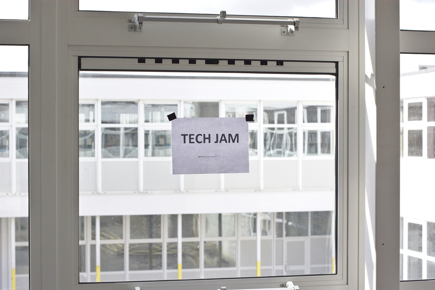 Photo from March's Tech Jam